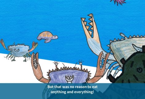 'Sango - Tales from the Coral Cave' Impressions: Powered by Children's Imagination