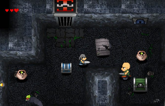 Dungeon Crawler 'Diehard Dungeon' Now Available On XBLIG