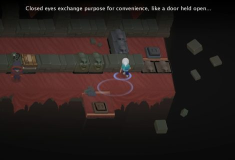 'See No Evil' Review: Shout at the Puzzles