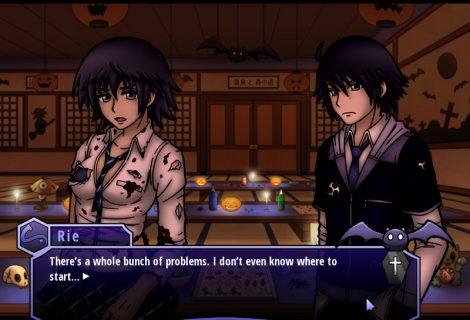 All Hallow's Eve Whodunit: 'SHINRAI - Broken Beyond Despair'