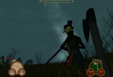 'Sir, You Are Being Hunted's Long Anticipated Multiplayer Update Has Arrived