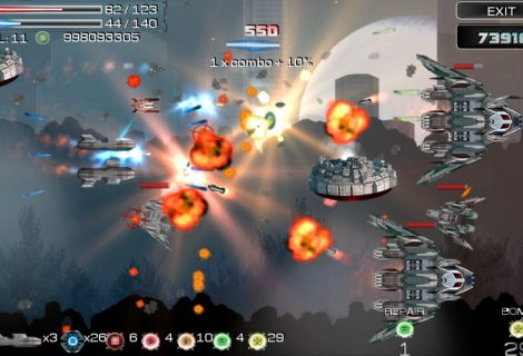 [Update: Greenlit] Stuck In Greenlight Limbo: 'Sky Steel - Heavy Wings'