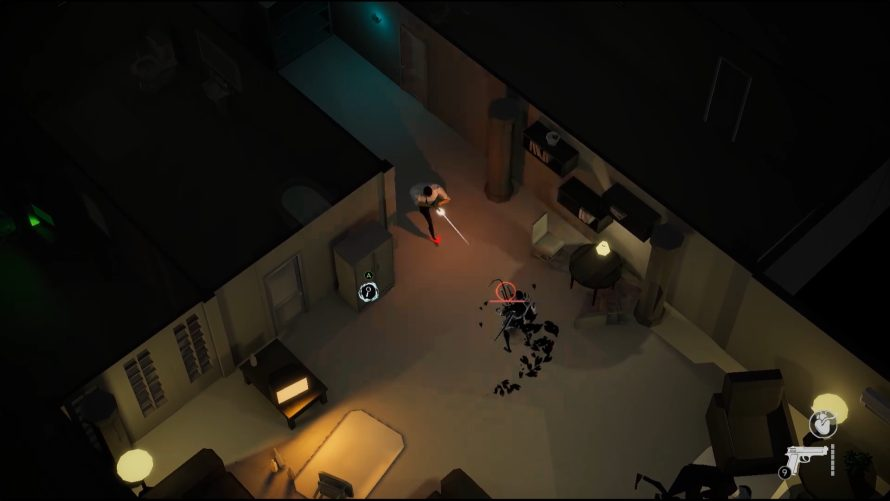 Battles Are More Akin to Stylish Puzzles in 'SKYHILL: Black Mist' With a Decaying Protagonist