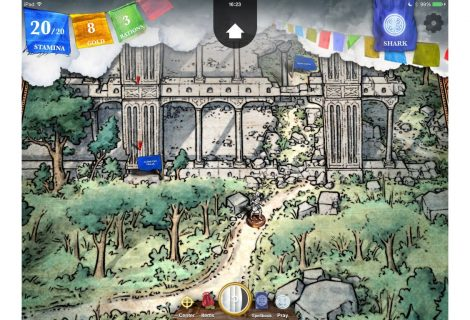 Fantasy Fighting: Steve Jackson's 'Sorcery!' Leaving Mobile Exclusivity... Soon(tm)
