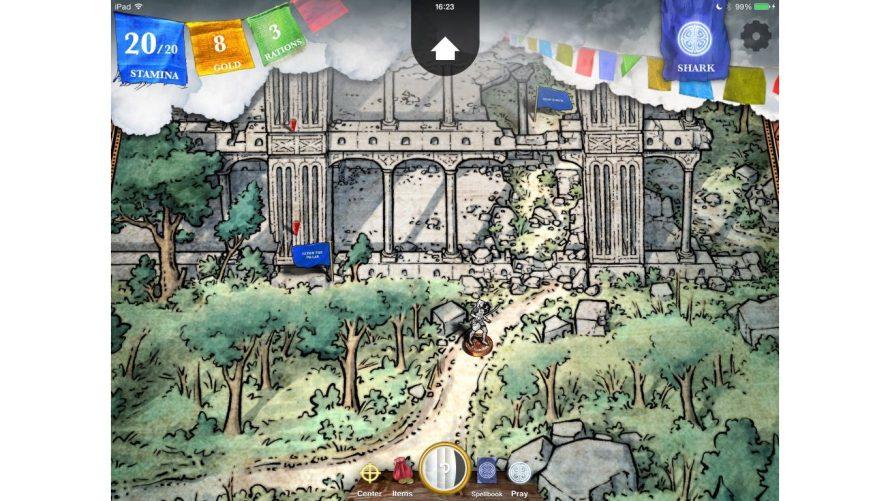 Fantasy Fighting: Steve Jackson's 'Sorcery!' Leaving Mobile Exclusivity… Soon(tm)