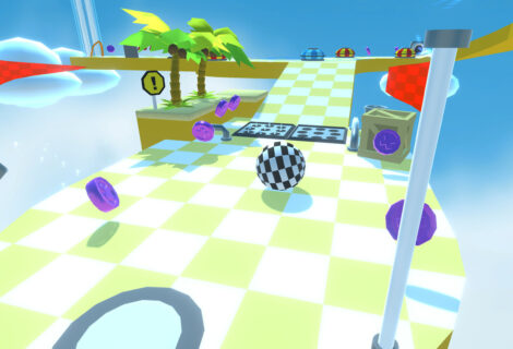 Twirl and Explore But Maintain Control as You 'Spin & Roll' Like Never Before