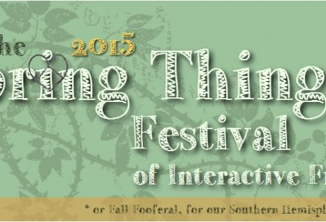 Interactive Seasonal Fiction: Spring Thing 2015 In Bloom, Rebranded as Festival
