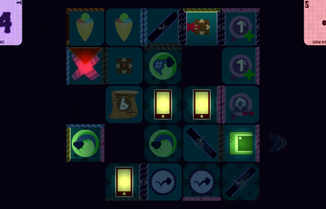 Help 'Square Ogre' Escape the Cave Through a Series of Puzzles