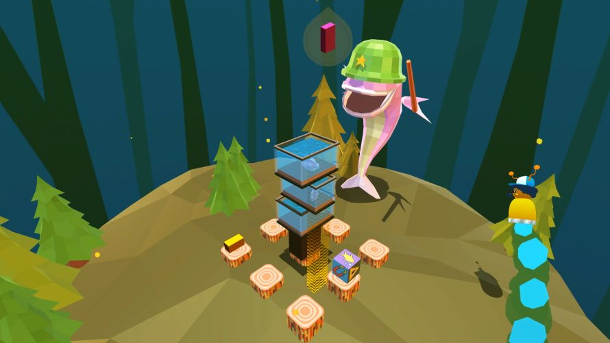 Build Ever Higher With Paintings, Aquariums and Even Plain Ol' Blocks in 'Stacks On Stacks (On Stacks)' Through Masterful Balancing