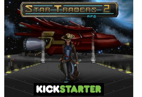 Let's Get It Kickstarted: 'Star Traders 2 RPG'