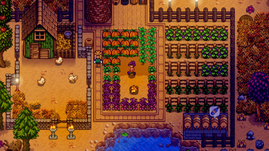 Blood, Sweat and Tears Will Let You Live Off the Land In 'Stardew Valley'