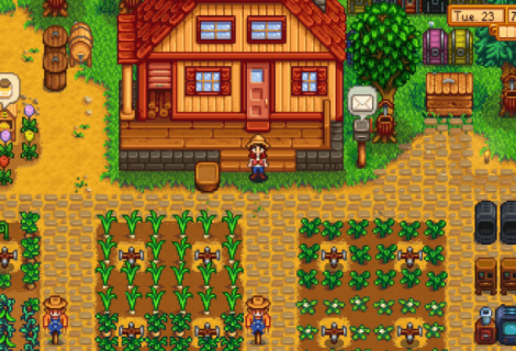 Android! iOS! It's Happening: 'Stardew Valley' Is Getting Proper Groovy Mobile Ports