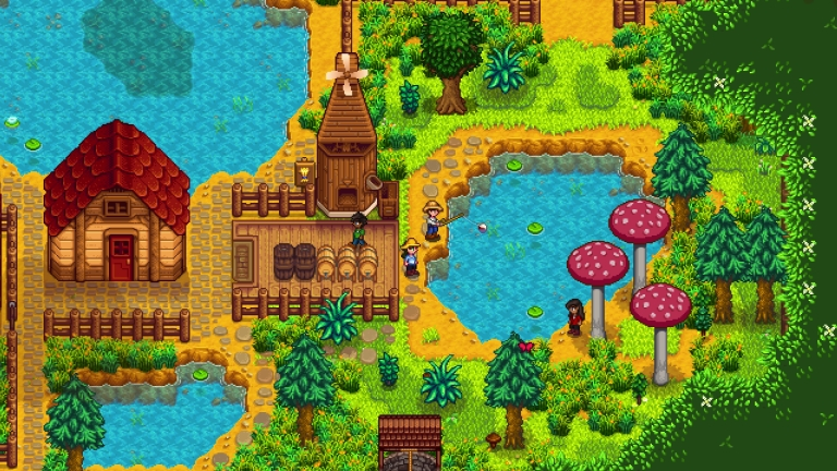 'Stardew Valley' Multiplayer (and Other Fun Things) Update Hits Switch Tomorrow