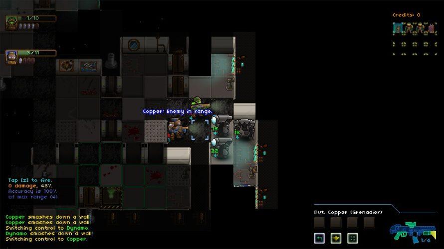 Brutal Roguelike 'Steam Marines' Updated With Mod Support, New Boss