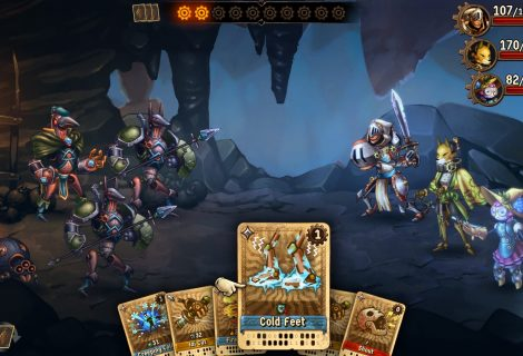 Decked Out RPG 'SteamWorld Quest' Shuffles Punch-Cards in the Name of Adventure