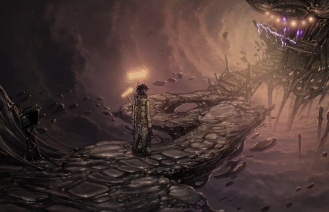 More 'Strangeland' Details Revealed With Steam Page, Still no Release Date for the 'Primordia' Followup