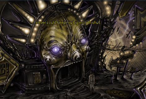 'Primordia' Successor 'Strangeland' Sets Out to be Quite the Eerie Point 'n Click Adventure