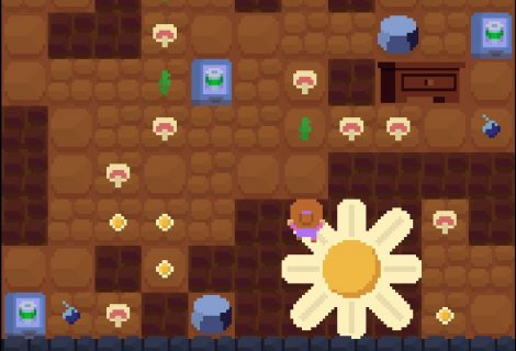 'Subterrarium', In Which Soda Just Might Plant the Way Home