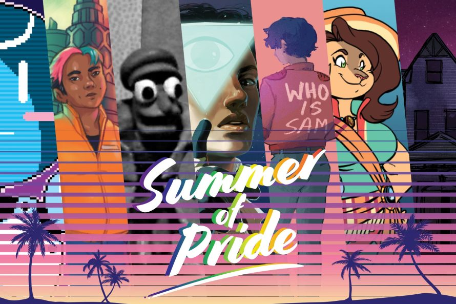 'Summer of Pride' to Celebrate LGBTQIA+ Games, Devs, Streamers on Twitch… Soon
