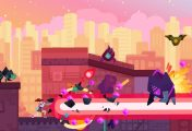 Brawl to Save Your Kitten (and the World) From an AI Apocalypse in 'Super Crush KO'