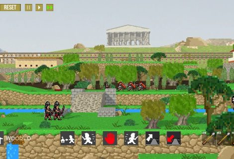 Bring Glory to the Roman Empire In 2.5D RTS 'Super Roman Conquest'