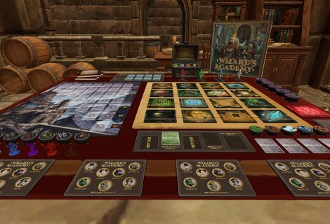 'Tabletop Simulator's 'Wizard's Academy' DLC Turns Everyone Into a Clueless Mage