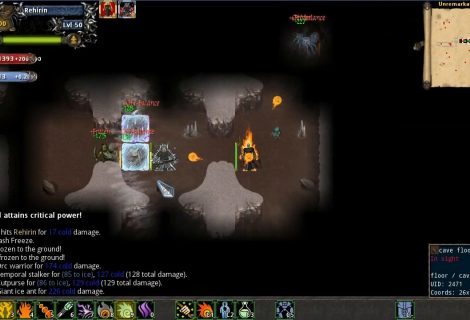 'Tales of Maj'Eyal' 1.2.0 Brings Tons of Fixes/Tweaks to an Already Amazing Roguelike