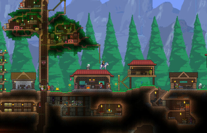 'Terraria' Modding Just Got Easier With Steam Workshop Support
