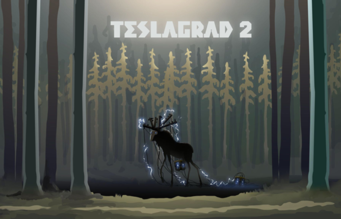 Magnetic Metroidvania Steampunk Sequel 'Teslagrad 2' is Happening