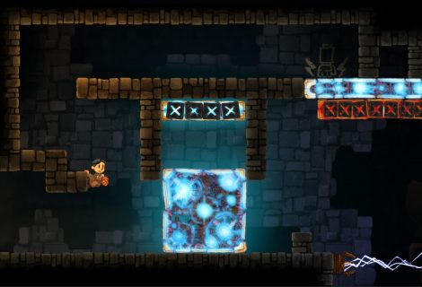 'Teslagrad' Demo Is Electrifyingly Magnetic, Has a Speedrun Contest