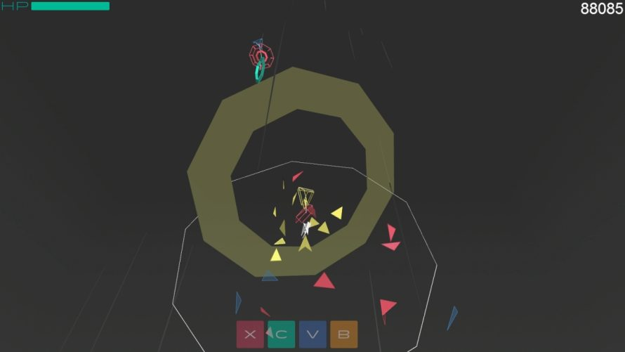 'Tessitron' Impressions: Blast Colored Shapes In a Musical Tower Defense