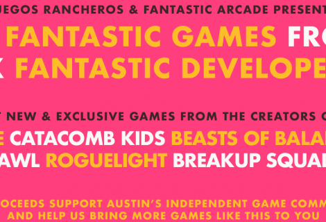 Six Exclusives From This Year's Fantastic Arcade: 'The 2018 Fantastic Arcade Bundle'