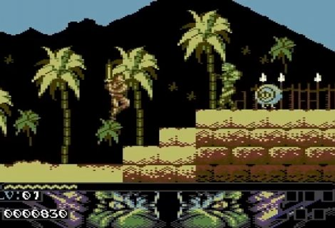 'The Age Of Heroes' Brings Pixelated Barbaric Times to ye Olde Commodore 64