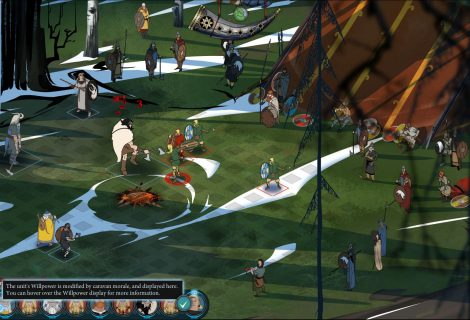 'The Banner Saga 2' Continues the Tactical Choose-Your-Own-Viking-Adventure... Soon!