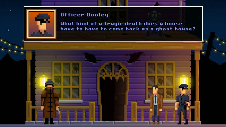 New Supernatural(?) Cases Awaits in Upcoming Point 'n Click Adventure 'The Darkside Detective: A Fumble in the Dark'