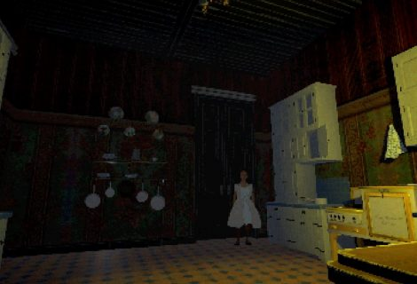 Like a Blast From the Past 'The Glass Staircase' Brings Pixellated Horror into the Present