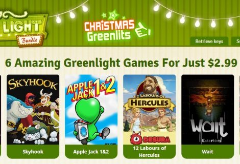 Hit the Greenlight Voting Booth With the Christmas Greenlits Bundle