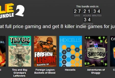 Indie Capsule Bundle 2 Has Punching, Time Travel, Horror and More