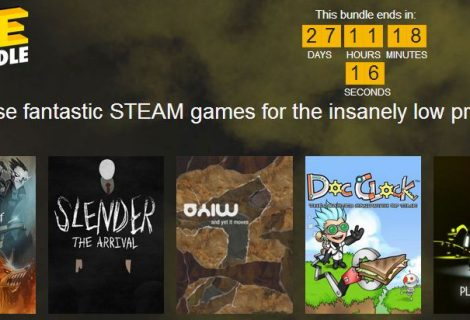 The Indie Capsule Bundle Has a Lot of Good Stuff On Sale... Stranger