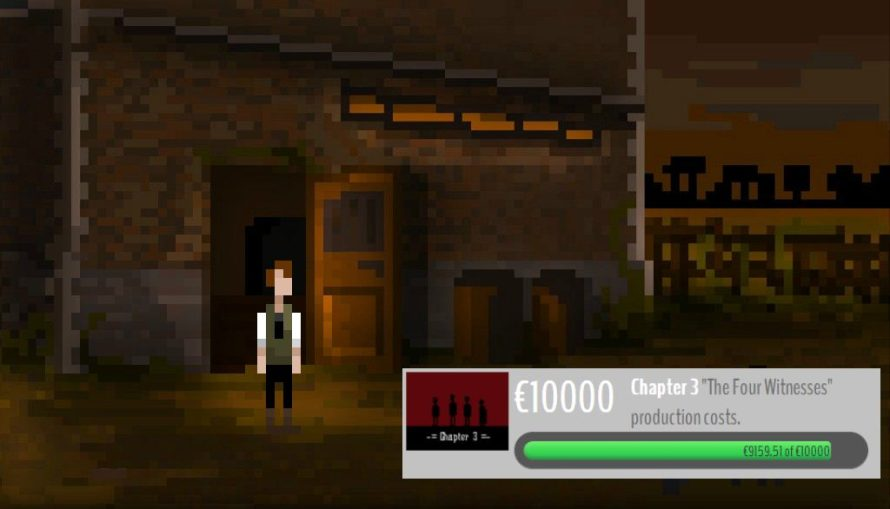 'The Last Door' Chapter Three In Final Stage of Funding, Two Stretch Goals Revealed