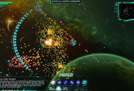 'The Last Federation's Vast Tactical Spaceness Expands With 'The Lost Technologies'