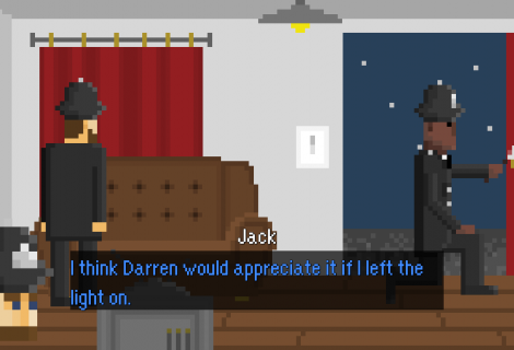 'The Last Time' (Demo) Points 'n Clicks a Retired Old Cop Back Into Action