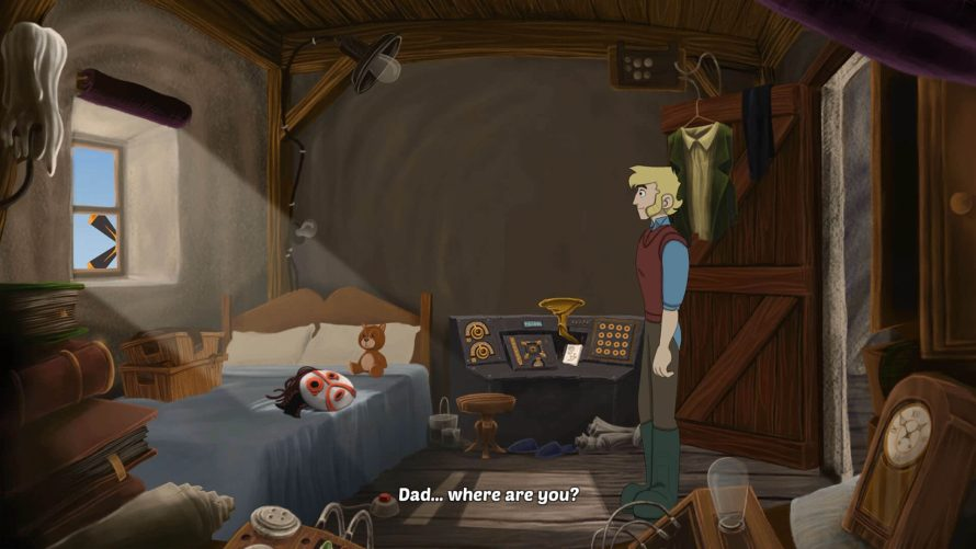 'The Little Acre' Points 'n Clicks a Mysterious Tale on the Importance of Family