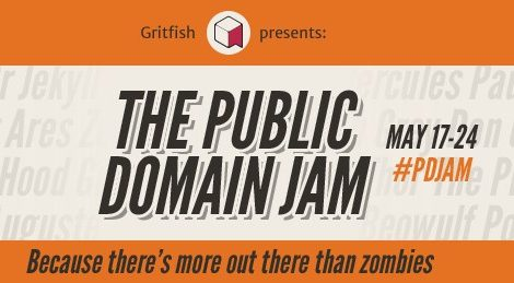 The Public Domain Jam: Public Domain Stories, Characters Made Games