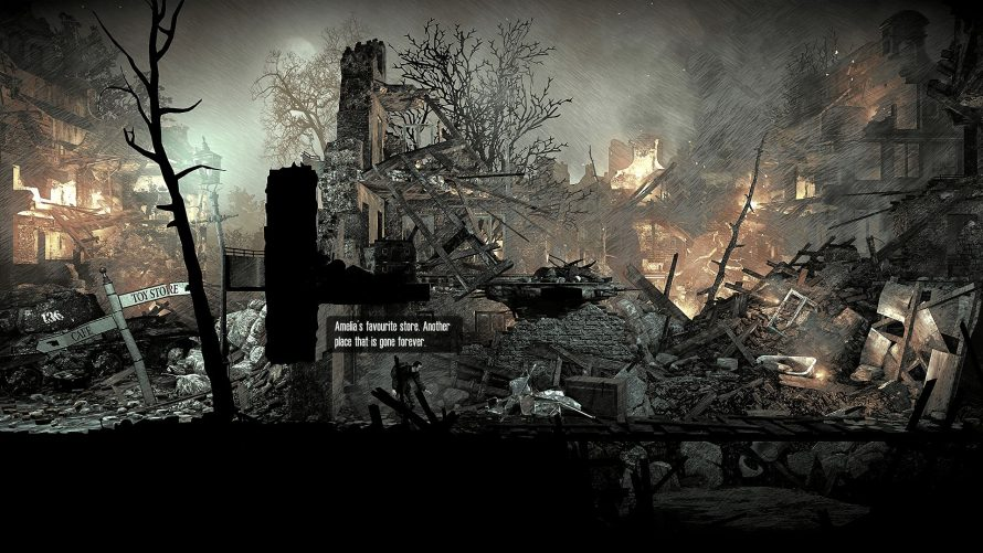 Don't Make It If You Can't Keep It: 'This War of Mine' Grows With 'Father's Promise' DLC