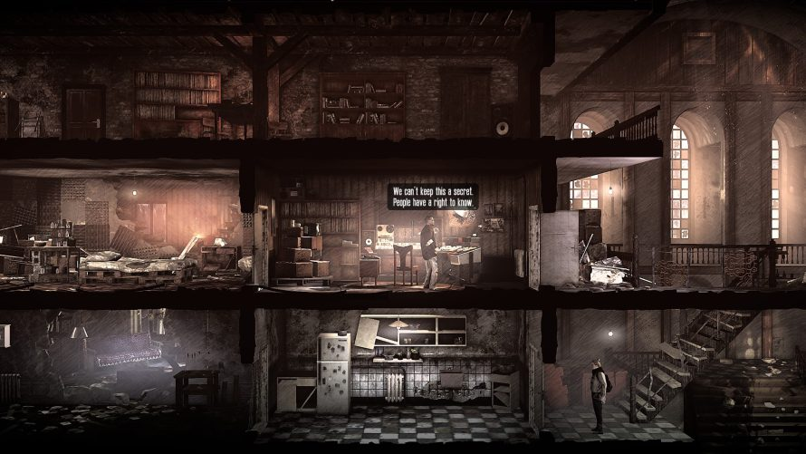 New Tales: Second 'This War of Mine: Stories' DLC 'The Last Broadcast' Is Almost Ready