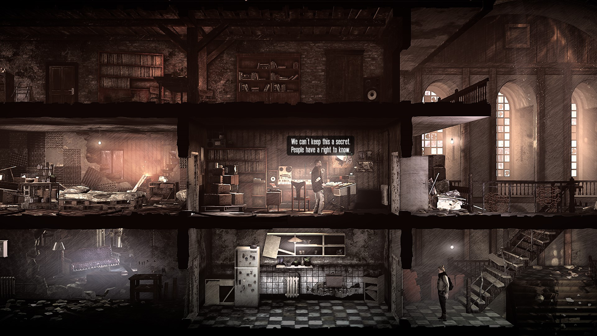 New Tales: Second 'This War of Mine: Stories' DLC 'The ...