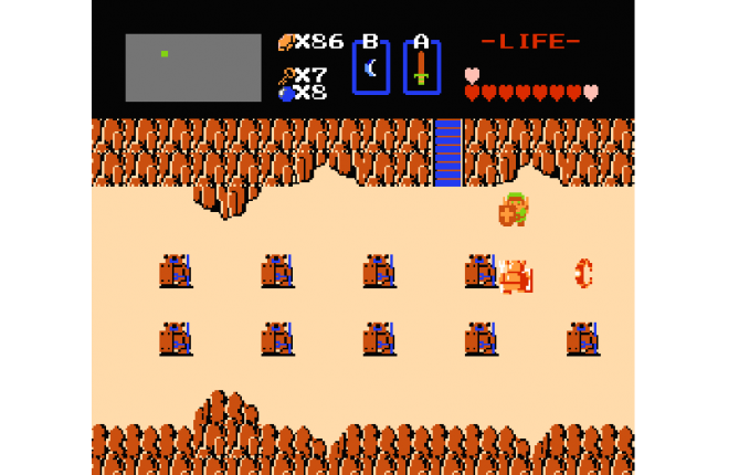 Still in 1986 and 'The Legend of Zelda' Is Awesome