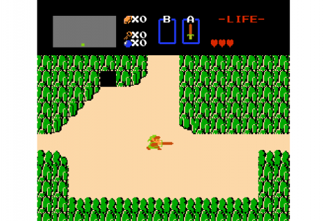 A Trip Back To 1986 With 'The Legend of Zelda'