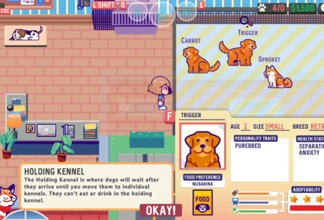 Run a Dog Shelter, Help Save Man's Best Friend in 'To The Rescue!'